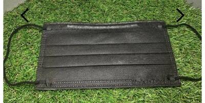 【台灣製醫療級】成大醫用口罩 黑色 大人款 神秘黑 盒裝50入 台灣製 雙鋼印 醫療級 (4.2折)