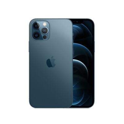 【0卡分期】Apple iPhone12 Pro 256G 太平洋藍 現貨 台灣公司貨 全新商品 (9.6折)