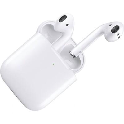 [ 台灣公司貨 ] APPLE Airpods2 蘋果真無線藍芽 (9.1折)