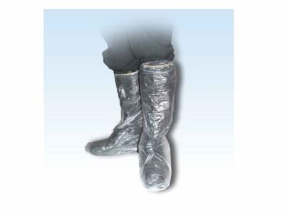 【透明輕便鞋套(2雙入)】皇力牌輕巧雨鞋套.防水.防塵套.男女生.大小鞋子都適用 (5.5折)