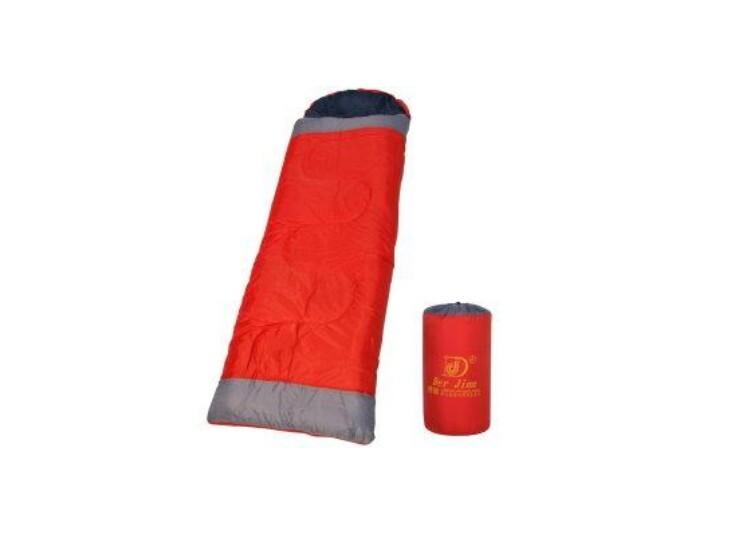 彩色100%中空纖維棉睡袋 9032(附枕頭)登山露營用品