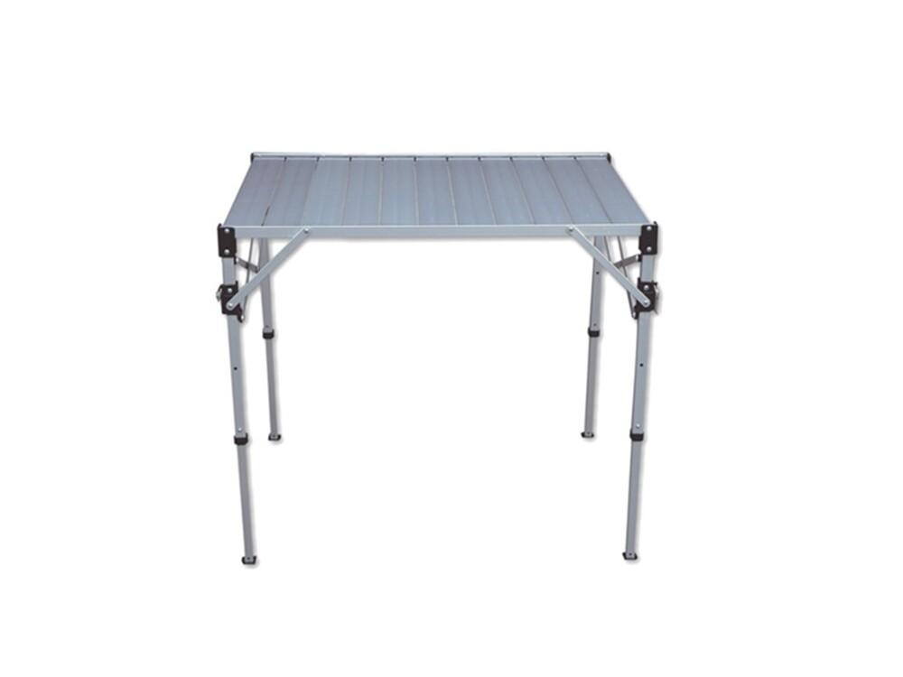 鋁合金折疊桌(可調式)(中)摺疊桌.休閒桌 7116 桌子