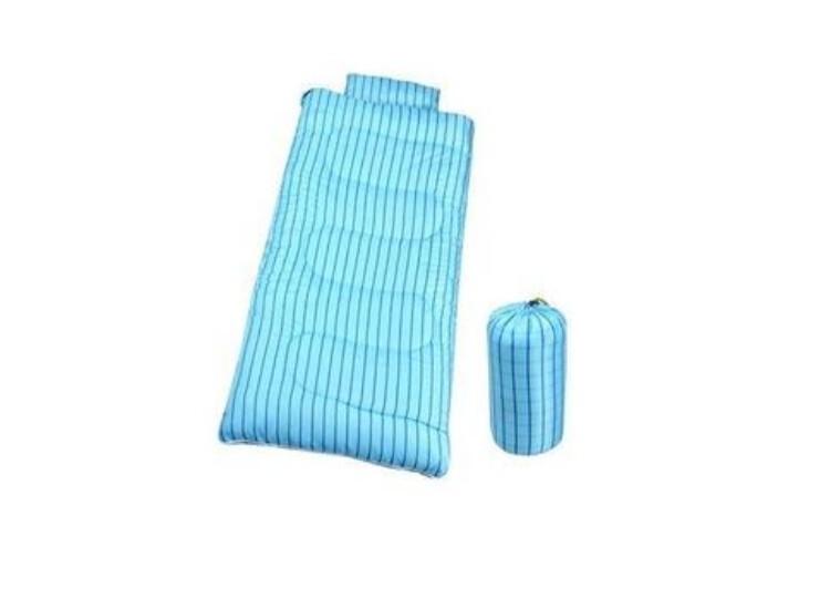 親子人造羽毛睡袋(附枕頭)dj-9035  登山露營用品