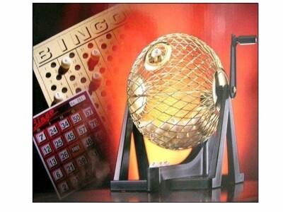 【樂透機搖獎機】 抽獎機 賓果機 8英吋金屬球 BN-800 -75球賓果 搖獎機 (6折)