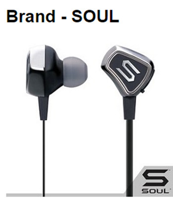 SOUL IMPACT WIRELESS 高效無線藍牙耳機(後掛式) (8折)