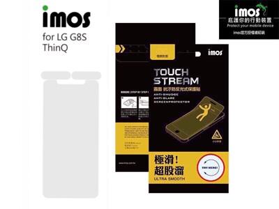 子奇 IMOS LG G8S ThinQ 6.2吋 霧面 電競螢幕保護貼 (5折)