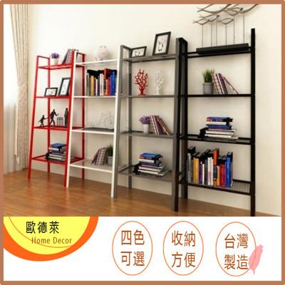 [免運] 三色可選 寬版尺寸 工業風置物架 置物架 置物櫃 收納架 收納櫃 壁架 壁櫃 書架 (7.6折)