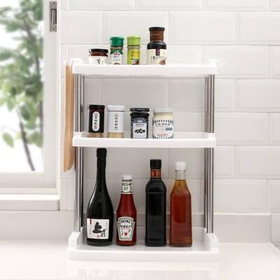 [現貨] 歐德萊 長型 不鏽鋼廚房置物架【ST-14】廚房置物架 廚房收納架 廚房置物櫃 廚房收納櫃