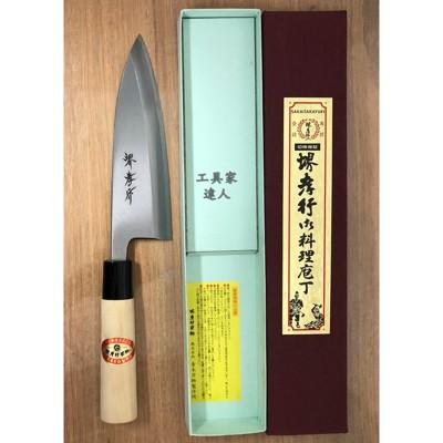 堺孝行 霞研 出刃 雞肉刀 霞研系列 165mm 180mm 魚刀 安來鋼 白鋼 - 06037 1 (9.3折)