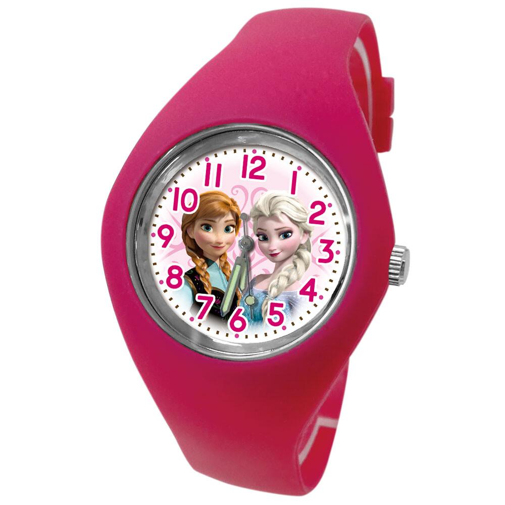 迪士尼冰雪奇緣 甜美手環錶(正版授權)