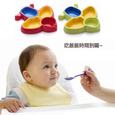 兒童超便利飛機造型分裝餐盤 (5折)