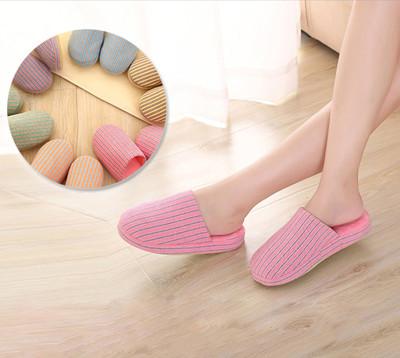 日式居家軟底保暖室內鞋 (2.5折)