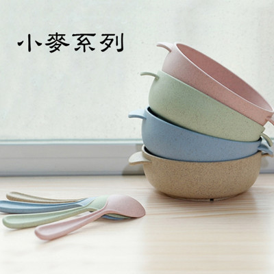 小麥兒童餐碗組 (2.3折)