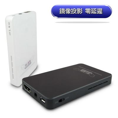 WD89終極企業款 無線螢幕同步鏡像投影器(送4大好禮)(顏色隨機) (2.7折)