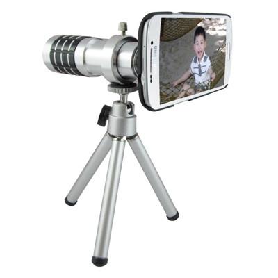 TS22銀砲管 Samsung S5(i9600/G900)專用型 望遠鏡頭組(16倍光學變焦) (2.7折)