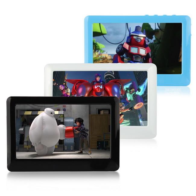 dw-c03影音夢幻款4.3吋觸控螢幕mp5(內建8gb+外接16g記憶卡)(加贈6大好禮)