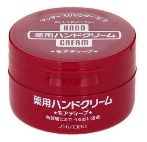 潼漾小舖 日本 shiseido 資生堂 美肌護手霜 (深層滋養) 100g