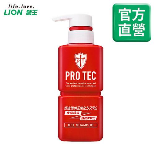 潼漾小舖 日本獅王pro tec頭皮養護控油洗髮精 300g