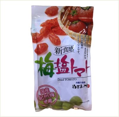 ☆潼漾小舖☆ 日本 沖繩 梅鹽 蕃茄乾 120g (5.6折)