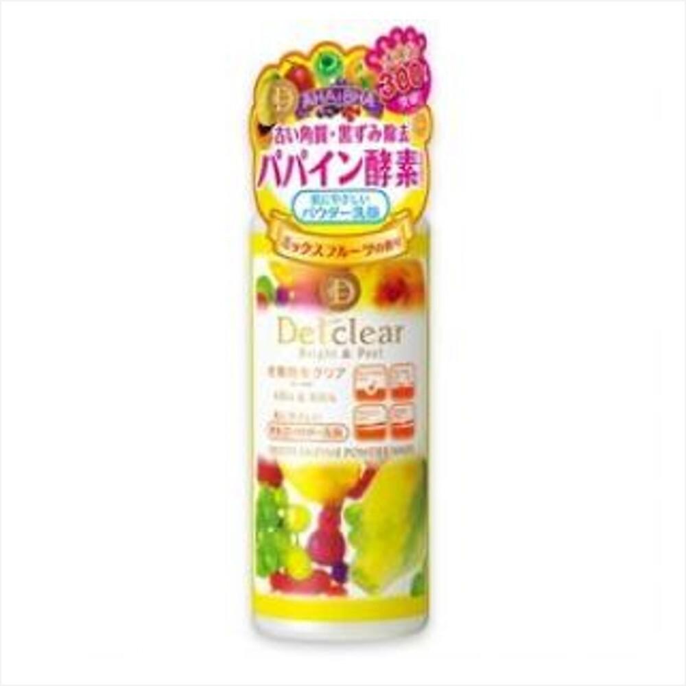 潼漾小舖 meishoku明色 水果精華角質潔淨酵素洗顏粉75g