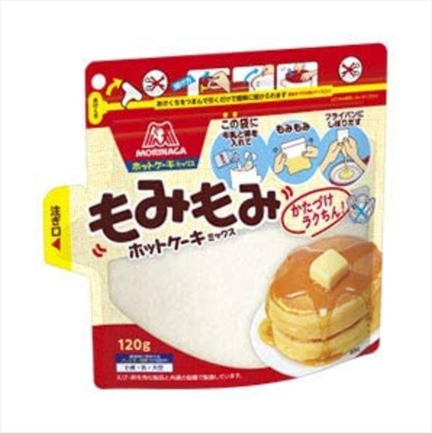 潼漾小舖 森永製菓 揉揉 手作鬆餅粉 120g