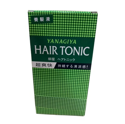 ☆潼漾小舖☆日本 柳屋 HAIR TONIC 養髮液 240ml (5.1折)