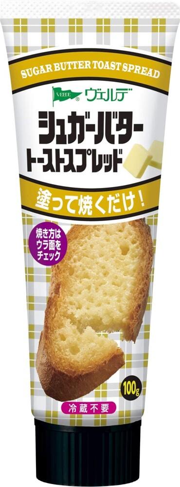 潼漾小舖 日本製 中島董 麵包抹醬條 吐司抹醬 奶油風味 100g