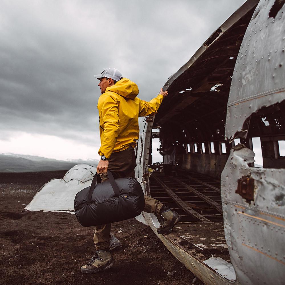 matador 鬥牛士 transit30 進階2.0款-30l防水摺疊旅行袋-黑色 運動 居家