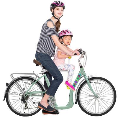 【趴趴坐 Papaseat】腳踏車兒童座椅 / 自行車兒童座椅 / 親子腳踏車兒童座椅 (7.7折)