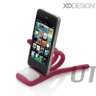 創意多變手機座 隨心創造新造型 手機支架 可任意彎曲的手機架 趣味手機支架 (3.7折)
