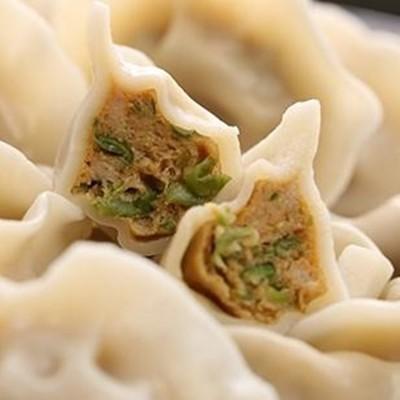 【泰凱食堂】泰式咖哩雞肉水餃 (5.7折)