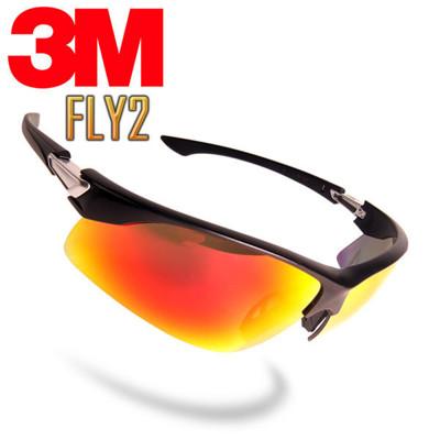 3M Fly2 曲面包覆時尚運動眼鏡 (8折)
