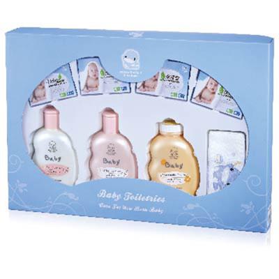 嬰兒沐浴禮盒 (8折)