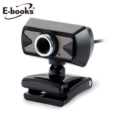 E-books W9 網路HD高畫質攝影機 (6.7折)