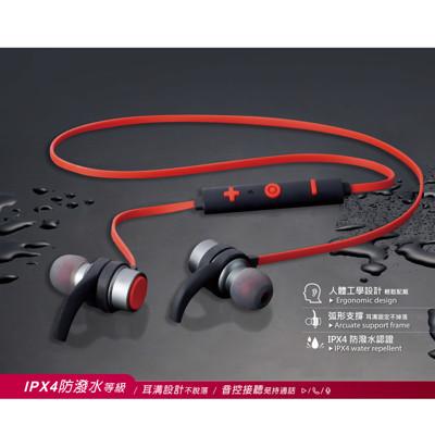 E-books S55 藍牙4.1耳溝設計運動入耳式耳機 (7.7折)
