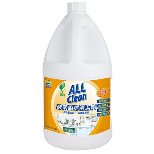 多益得all clean酵素廚房清潔劑3785ml