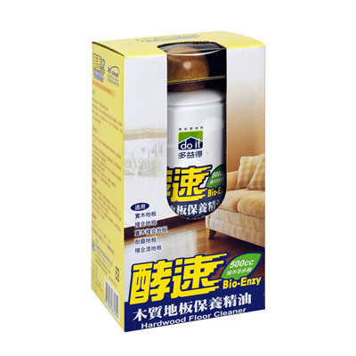 【多益得】酵速木質地板保養精油(500cc) (5.6折)