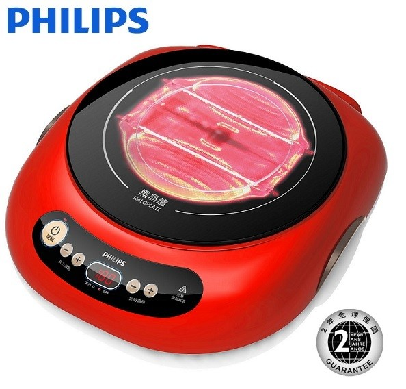 philips飛利浦viva collection 黑晶爐 hd4989