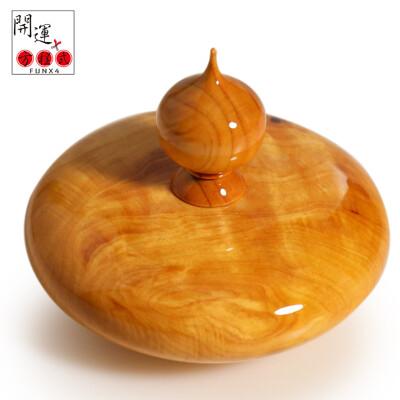【開運方程式】風水聚氣台灣檜木聚寶盆(散發天然芳香) (8折)