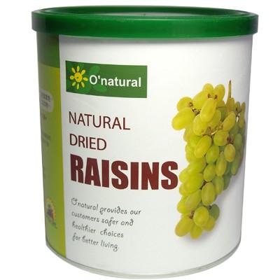 歐納丘美國加州天然無籽葡萄乾360g (6.2折)