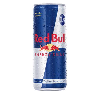 【Red Bull】紅牛能量飲料250ml(24入/箱) (9.2折)