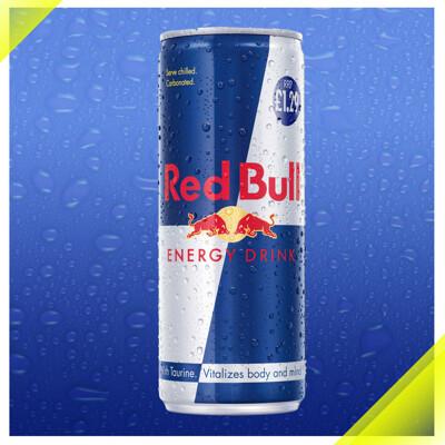 【Red Bull】紅牛能量飲料250ml (8.8折)