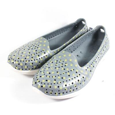 A5 SKECHERS 超熱銷 女款 H2GO 休閒鞋 洞洞鞋 健走鞋 14697GYYL 零碼26 (9折)