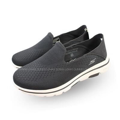 (B1) SKECHERS 休閒鞋 Go Walk 5-Jetter 男健走鞋 55523BKW (9折)