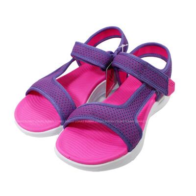 (B4) SKECHERS 女童鞋 涼拖鞋 ON THE GO 600 運動涼鞋86982LPRPK (8.5折)