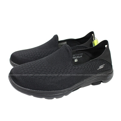 (B3) SKECHERS 休閒鞋 Go Walk 5-Outclass 女鞋 15927BBK (8.6折)