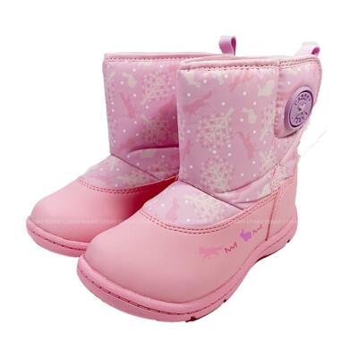 (B9) MOONSTAR 月星 日本機能童鞋 雨鞋 雨靴 雪靴 防水 保暖 大開口CRC22794 (9.5折)