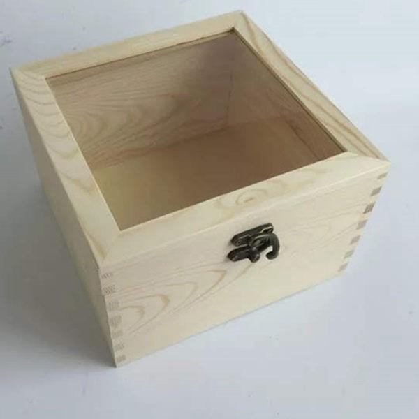永生花diy材料手工專用木盒尺寸18*18*11cm