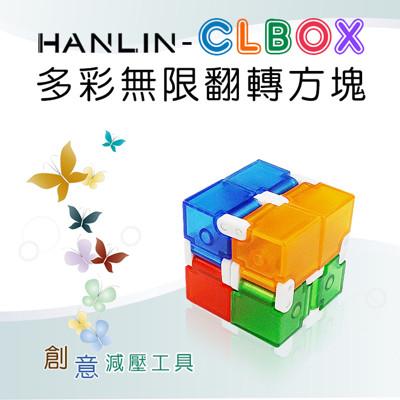 HANLIN-CLBOX 多彩無限翻轉方塊 舒壓療癒 (2.5折)