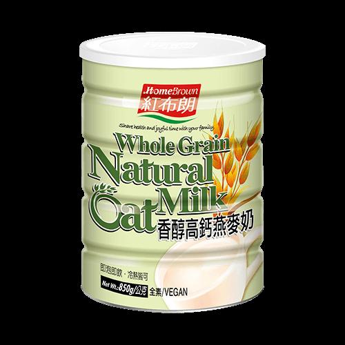 紅布朗香醇高鈣燕麥奶850g